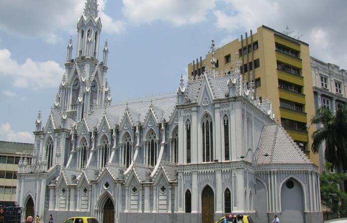 Cali Iglesia La Ermita