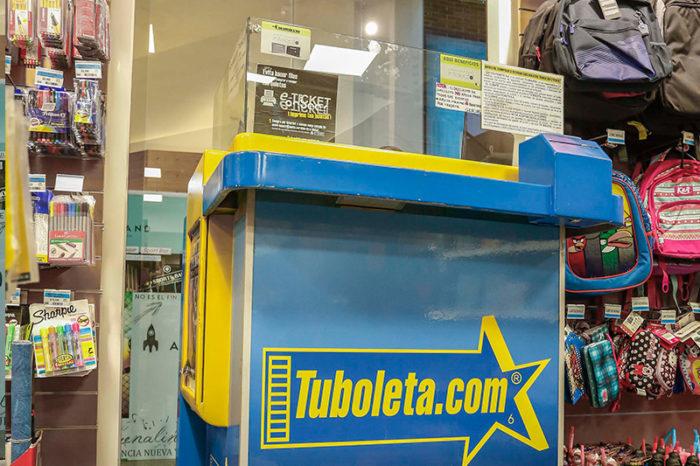 Coordenadas de Tu Boleta en Medellín