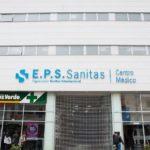 Ubicaciones, teléfonos y horarios de EPS Sanitas en Bogotá
