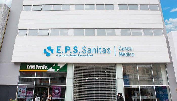 EPS Sanitas en Bogotá