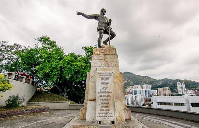 Monumento a Sebastián de Belalcázar